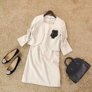 ナラカミーチェ(NARACAMICIE)のNARACAMICIE ナラカミーチェ セットアップスカートスーツ C6301(スーツ)