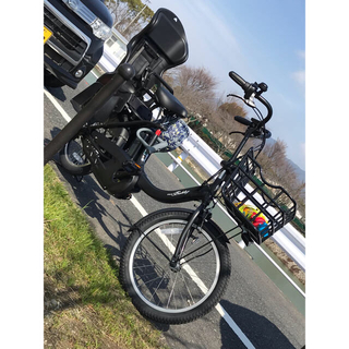ヤマハ - 納車したばかり!3人乗りヤマハ 電動自転車