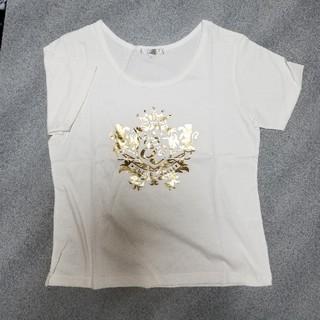 エンリココベリ(ENRICO COVERI)のエンリココベリ Tシャツ(Tシャツ(半袖/袖なし))