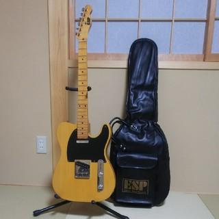 イーエスピー(ESP)のESPテレキャスター 89年製(エレキギター)