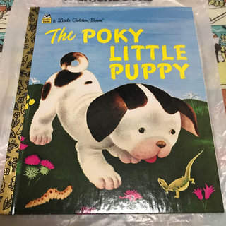 The POKY LITTLE PUPPY(洋書)