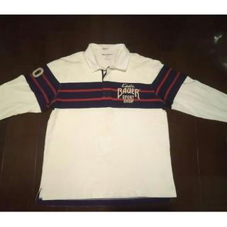 エディーバウアー(Eddie Bauer)のエディー・バウアーのラガーシャツ(シャツ)
