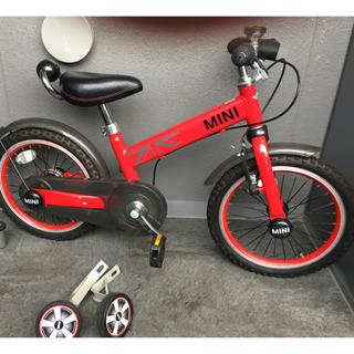 ミニケー(MINI-K)の16インチ 子供用自転車(自転車)