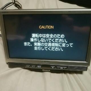 ゴリラ(gorilla)のゴリラ NV-HD800 ジャンク(カーナビ/カーテレビ)