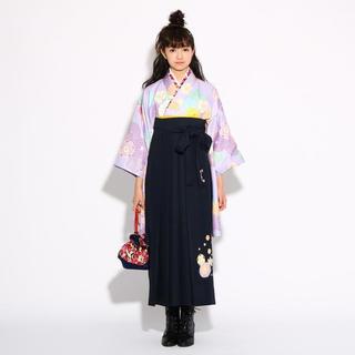 ピンクラテ 袴(和服/着物)