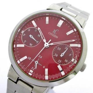 シチズン(CITIZEN)の【CITIZEN】XC レディース腕時計(腕時計)