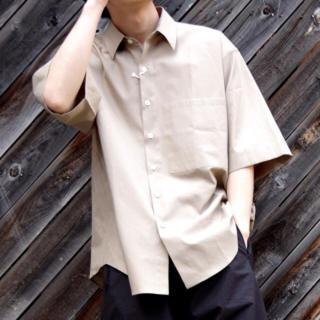 ワンエルディーケーセレクト(1LDK SELECT)のAURALEE オーラリー18SS試着のみ2.4万円半袖シャツcomoliURU(シャツ)