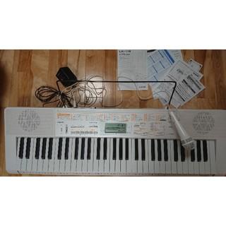カシオ(CASIO)のカシオ電子ピアノ LK-118(キーボード/シンセサイザー)