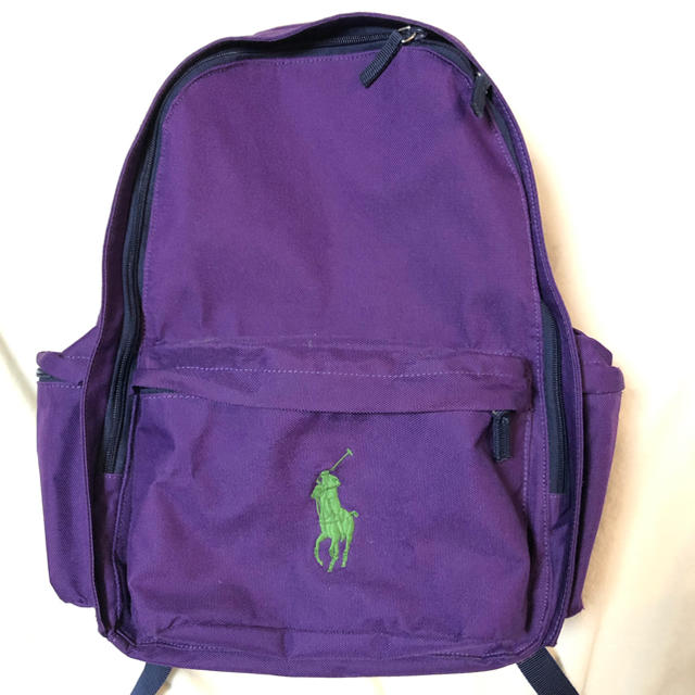 Ralph Lauren(ラルフローレン)のラルフローレン リュック ★美品★ レディースのバッグ(リュック/バックパック)の商品写真