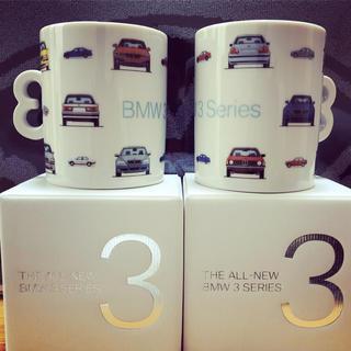 ビーエムダブリュー(BMW)のBMWマグカップ(グラス/カップ)