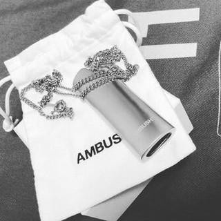 アンブッシュ(AMBUSH)のambush ライターケース(ネックレス)