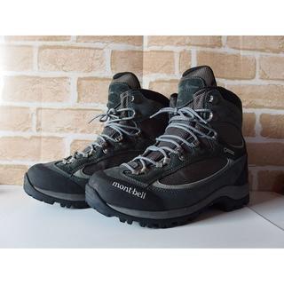 mont bell - ☆美品☆ モンベル monbell ツオロミー 登山靴 26.5㎝