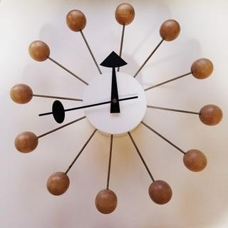 時計(ヴィトラ イームズ )(掛時計/柱時計)
