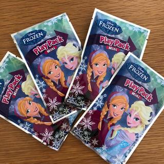アナトユキノジョオウ(アナと雪の女王)のインポート 海外購入 アナ雪塗り絵セット クレヨンシール付き ディズニー エルサ(キャラクターグッズ)