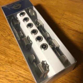 フェンダー(Fender)のゴトー製ストラト用クローンペグ(エレキギター)