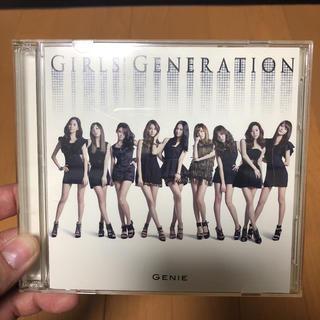 ショウジョジダイ(少女時代)の【DVD付き】GENIE / 少女時代(K-POP/アジア)