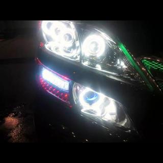 トヨタ(トヨタ)のヴェルファイア  20 イカリングヘッドライト(車種別パーツ)