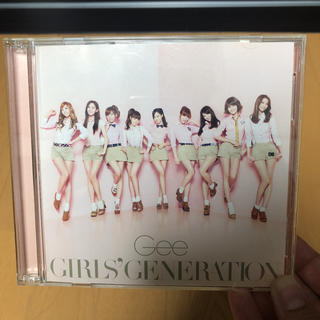 ショウジョジダイ(少女時代)の【DVD付き】Gee / 少女時代(K-POP/アジア)