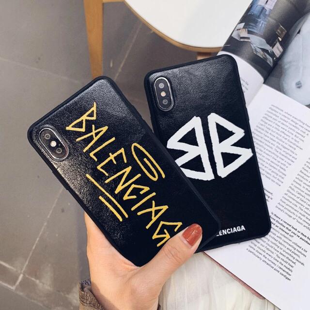 ヴィトン iphone7plus ケース 革製 | Balenciaga - BALENCIAGA iPhoneケースの通販 by 海外雑貨販売所!!|バレンシアガならラクマ