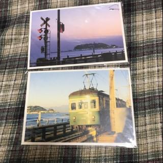 江の電ポストカード 江ノ電 プロフィール必見(写真/ポストカード)