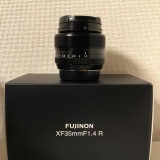 フジフイルム(富士フイルム)のねこっち様 富士フイルム XF35mm f1.4 R 付属品完備(レンズ(単焦点))