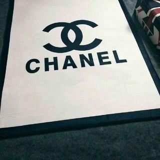 シャネル(CHANEL)のChanelシャネルロゴ カーペット(カーペット)