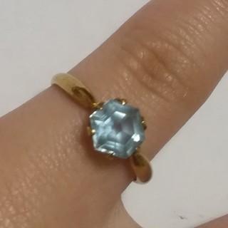 指輪 K18    本日は、お値下げしました(^ー^)(リング(指輪))
