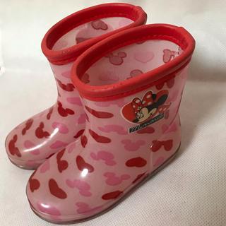 ミニー 長靴 14cm(長靴/レインシューズ)