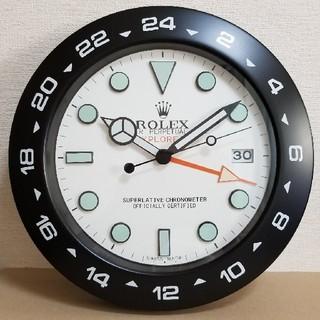 ロレックス(ROLEX)の ロレックス ROLEX 掛け時計 EXPLORER2 (掛時計/柱時計)