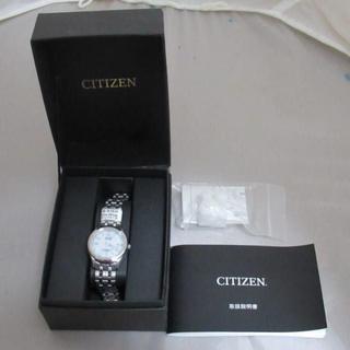 シチズン(CITIZEN)の未使用品 シチズン腕時計/CITIZEN H335-S053889/レディース(腕時計)