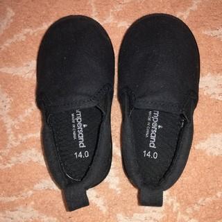 アンパサンド(ampersand)のAmpersand(アンパサンド) 靴(スリッポン) 14.0cm (スリッポン)