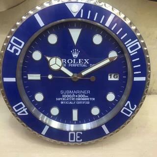 ロレックス(ROLEX)の新品未使用 ROLEX 掛け時計(掛時計/柱時計)
