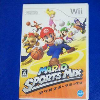 ウィー(Wii)のマリオ スポーツ(家庭用ゲームソフト)
