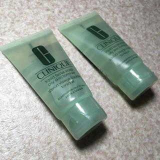 クリニーク(CLINIQUE)のクリニーク洗顔(洗顔料)