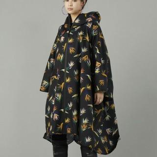 ナノユニバース(nano・universe)のkiu レインポンチョ 2019 男女兼用 レインコート   新品タグ付き(レインコート)