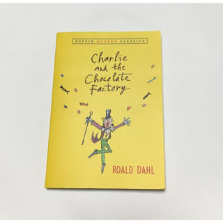 Charlie and the chocolate factory  洋書(洋書)