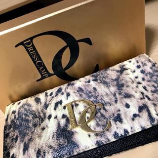 ドレスキャンプ(DRESSCAMP)のDRESS CAMP長財布(長財布)