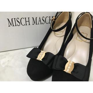 ミッシュマッシュ(MISCH MASCH)の【新品】MISCH MASCH / パンプス付属リボンのみ(ハイヒール/パンプス)