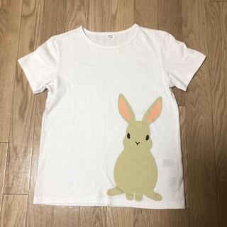 無印良品 うさぎTシャツ 150