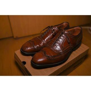 アレンエドモンズ(Allen Edmonds)のAllen edmondsウイングチップ革靴(ドレス/ビジネス)