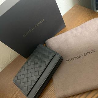 ボッテガヴェネタ(Bottega Veneta)のBOTTEGA VENEGA 名刺入れ(名刺入れ/定期入れ)