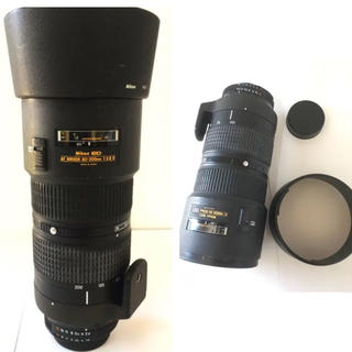 ニコン(Nikon)のNikon AF 80-200mm 1:2.8D(レンズ(単焦点))