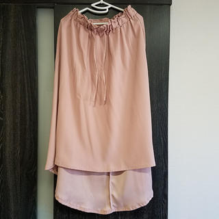 ジーユー(GU)のスカート gu(ロングスカート)