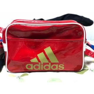 アディダス(adidas)のエナメルバッグ(その他)