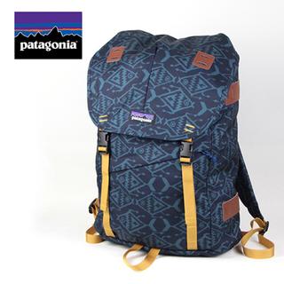 パタゴニア(patagonia)のパタゴニア リュック バックパック 新品未使用 タグ付き(リュック/バックパック)
