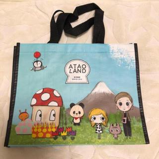 アタオ(ATAO)のアタオランド限定 ♡ ショッパーバック ♡(ショップ袋)