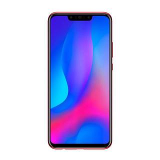 アンドロイド(ANDROID)の【新品未開封】限定カラー Huawei nova3 RED simフリー(スマートフォン本体)