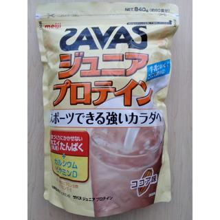 ザバス ジュニア プロテイン ココア 味 840 g(プロテイン)