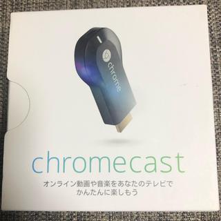 クローム(CHROME)のChromecast (映像用ケーブル)