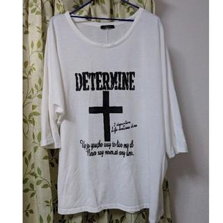 七分ゆったりTシャツ(Tシャツ(長袖/七分))